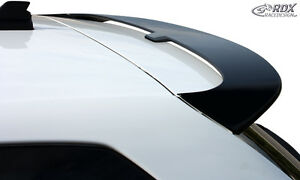 RDX-Dachspoiler-VW-Polo-6R-amp-6C-Heckspoiler-WRC-Look-Dach-Heck-Fluegel-Spoiler