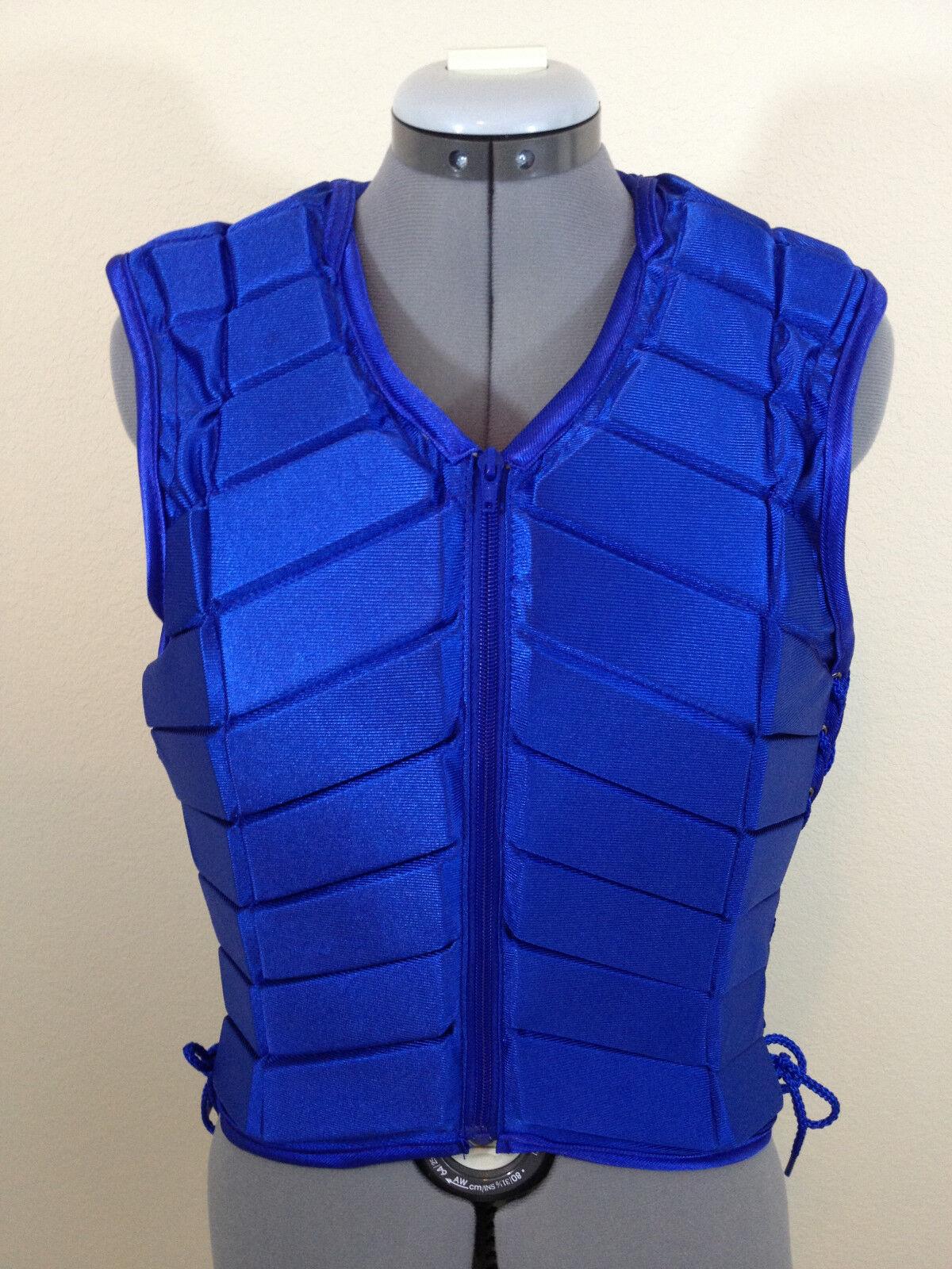 Horse Riding Safety Equestrian eventer Protective Protection Protection Protection Vest youth ROT c2b620