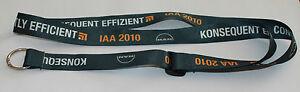 MAN konsequent effizient IAA 2010 Schlüsselband Lanyard NEU (T172)