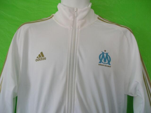 Shirt Sweat Track Soccer Jersey Core Marseille Olympic Adidas Jacket COqpO