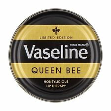 Vaseline Lip Therapy Queen Bee 20g Limited Edition Balm Honey