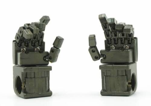 KFC Toys KP-14G Posable Hands for Masterpiece Acid Storm UK