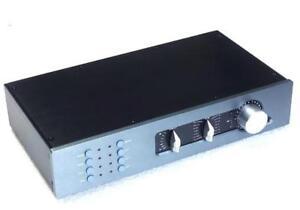 Nouveau-Classique-Finished-QUAD-34-Clone-Preamplificateur-stereo-Preampli-high-fidelity-Amp