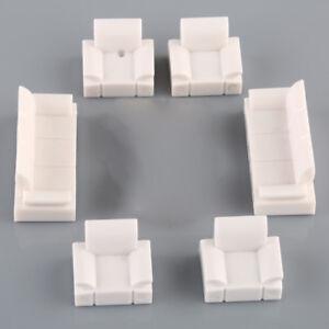 Image Is Loading White Plastic Sofa Set Model 1 50 O