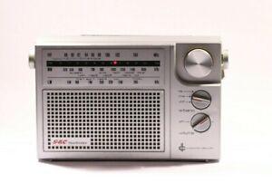 3 Band Radio GEC Starfinder R7004H - FM MW LW - Vintage Portable