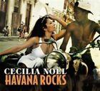 Havana Rocks [Slipcase] * by Cecilia No‰l (CD, Sep-2014, Compass (USA))