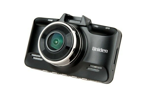 "UNIDEN iGO CAM 755 CAMERA+ACCIDENT CRASH FULL HIGH DEFINITION 2.7"" CAM WARNINGS"