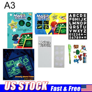 Draw With Light-Fun And Developing Toy And Developing Toy Big Pack 1Pen Set US