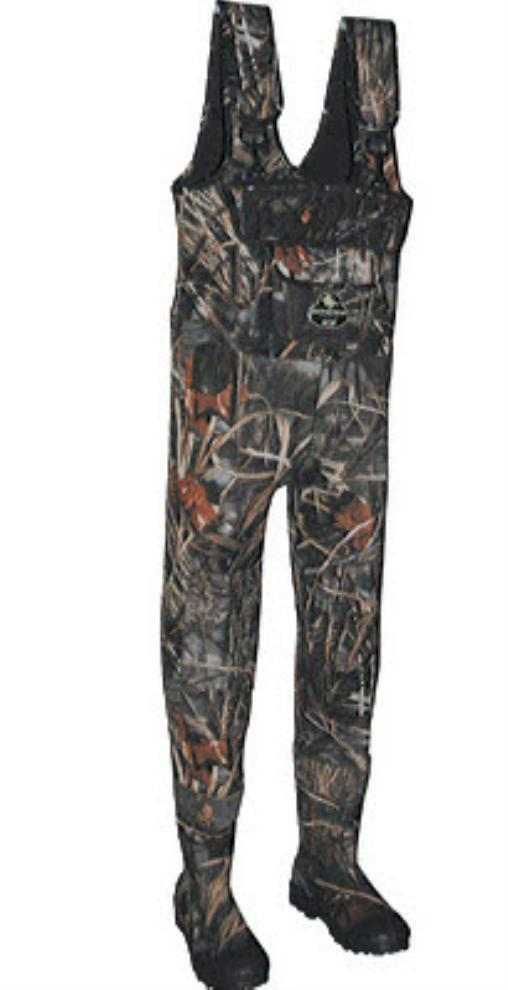 Proline W92306-12M Winchester Camo 5MM Neoprenebootfootchestwader Size 12m 16048