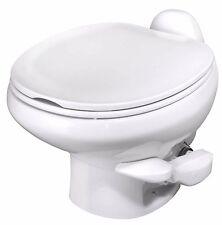 Thetford 42059 Aqua Magic Style II Low Profile White RV Toilet Porcelain Bowl