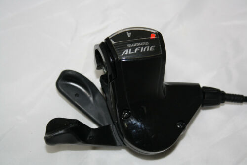 Schwarz Shimano Alfine8 SL-S7000 8-Gang Schalthebel Shifter Rapidfire 1700mm