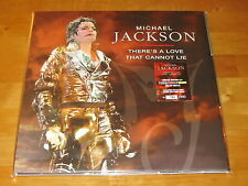 MICHAEL JACKSON ''THERE'S A LOVE THAT CANNOT LIE'' - LIVE 1996 - 3 vinyl LP set