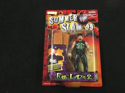 """ROAD DOGG WWF WWE SUMMER SLAM/"""" 99 entièrement chargé 2 Action Figure Jakks Pacific"""