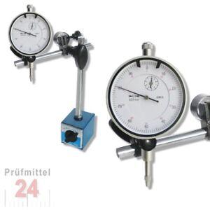 Messuhrhalter-Magnetstativ-Magnet-Messstativ-mit-Messuhr-Messuhr-10-0-01-mm