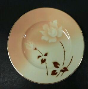 Syracuse China Madam Butterfly 8 Salad Plates Set Of 4