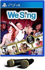 We-Sing-2-Mic-Bundle-PS4-PlayStation-4-Bundle-Edition