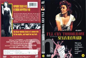 I-039-ll-Cry-Tomorrow-1955-Daniel-Mann-Susan-Hayward-Richard-Conte-Dvd-Nuevo