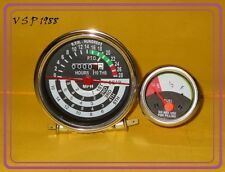 JOHN DEERE TRACTOR TACHOMETER Fuel GAUGE SET 1010 2010 replacement