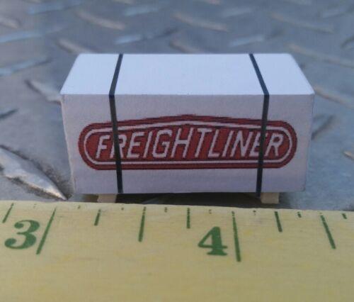 1//64 ertl custom farm toy Pallet freightliner semi truck skid parts dcp s scale