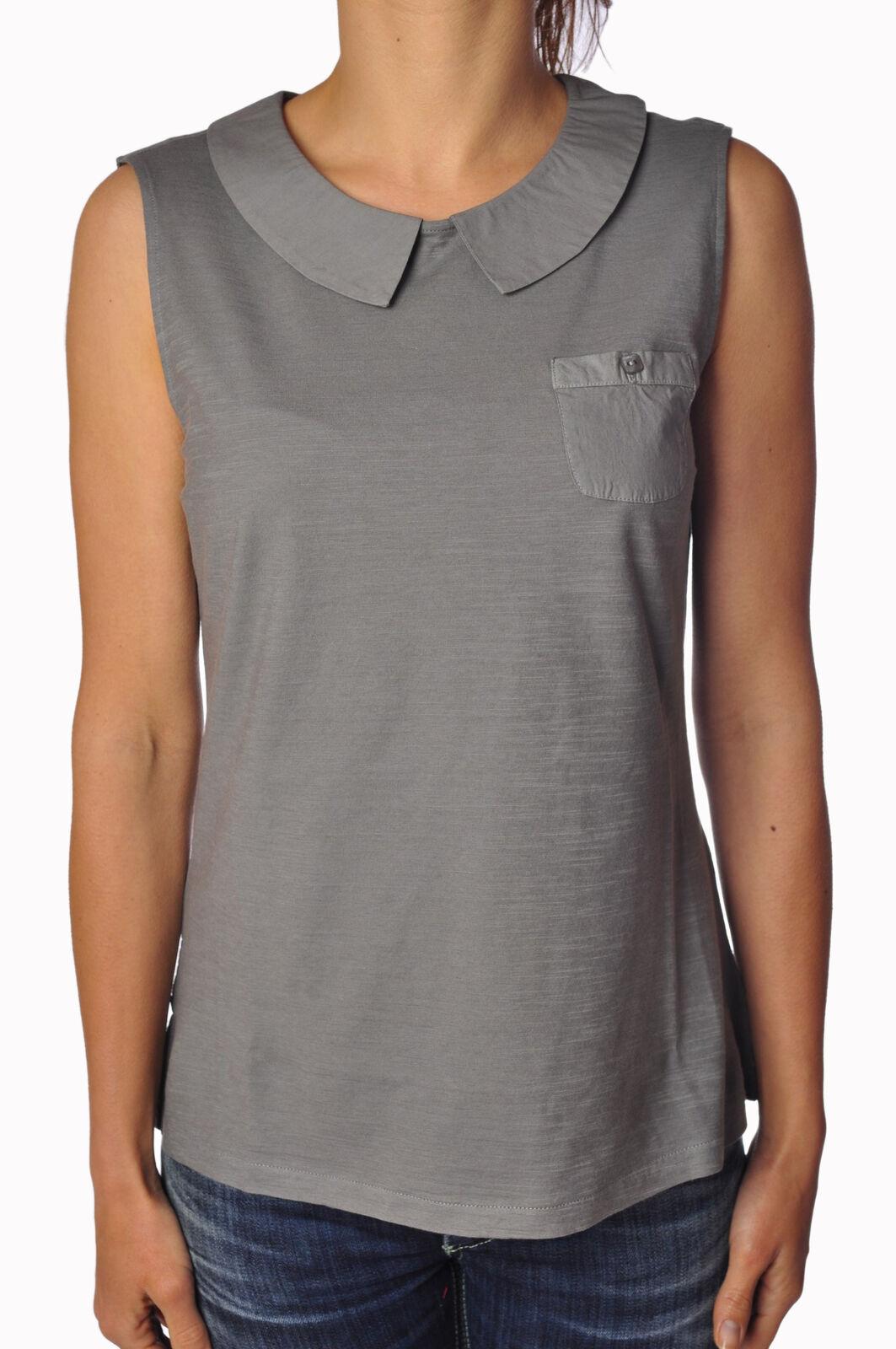 Mercì - Topwear-Sleeveless Top - woman - grau - 787217C184454