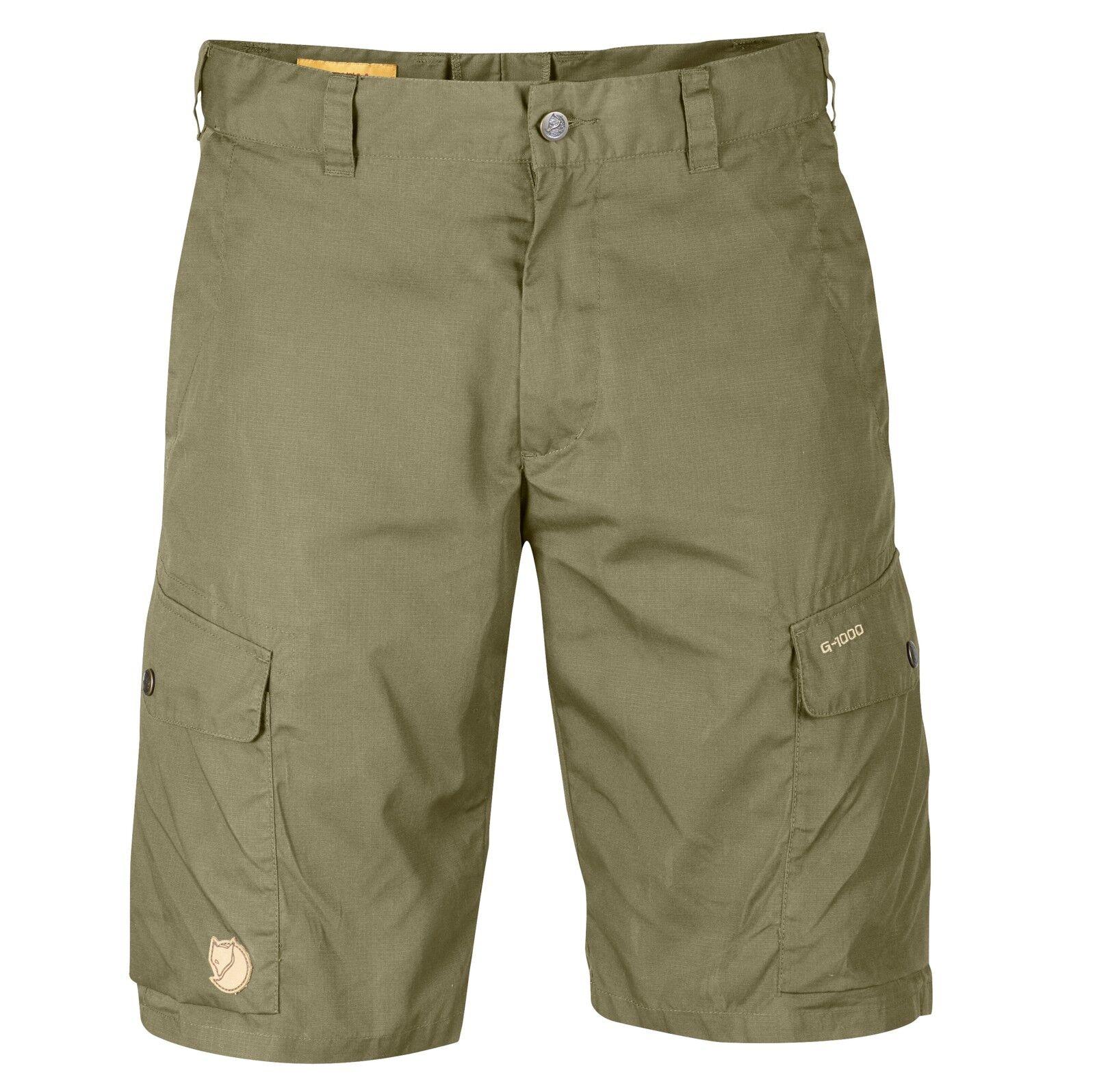 Fjällräven Ruaha Shorts 81188 light khaki G-1000 Lite Shorts Outdoor Sommerhose
