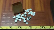 #52027 Box Only Hudson River 1//12th Scale 2 Dollhouse Miniature Cotton Box