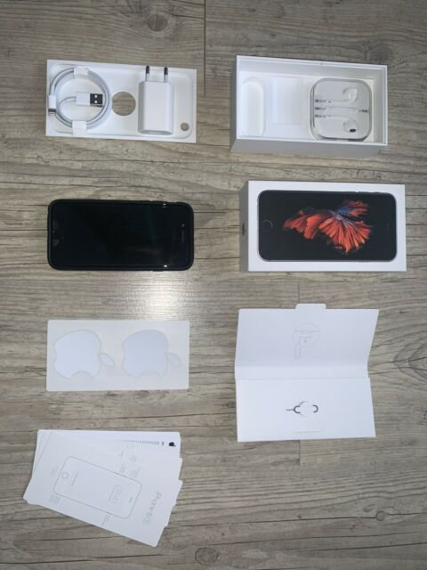 Smartphone Apple iPhone 6s - 128 Go - Gris Sidéral Excellent État