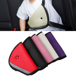 Cover-Car-Child-Safety-Cover-Shoulder-Harness-Strap-Holder-Seat-Belts-Triangle