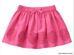 New Gymboree Fruit Punch Pink Skirt Nwt Sizes 2t 3t Girls' Clothing (newborn-5t)
