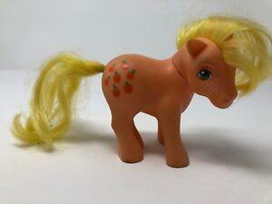 Vintage My Little Pony G1 Applejack 673534506708 Ebay