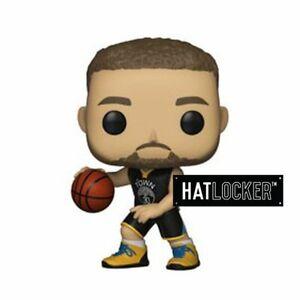 Pop-Vinyl-Basketball-NBA-Golden-State-Warriors-Stephen-Curry-Black-Jersey