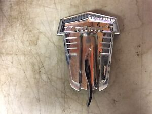 1947 1948 1949 Studebaker Hood Emblem 51 32 34 A/T Custom hot rod