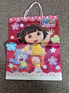 Bien Dora The Explorer Sac En Plastique-afficher Le Titre D'origine