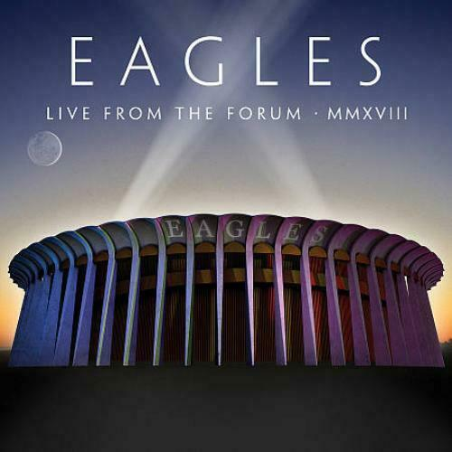 EAGLES: LIVE FROM THE FORUM - MMXVIII USED - VERY GOOD DVD