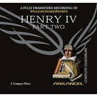 Henry IV, Part 2 by William Shakespeare (CD-Audio, 2005)
