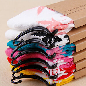 1-pair-New-Unisex-Cotton-Linen-Maple-Leaf-Weed-Ankles-Socks-in-tube-socks