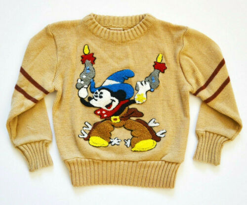 VINTAGE 1980'S MICKEY MOUSE COWBOY GUNSLINGER CHEN