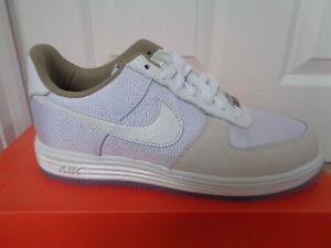 Nike Lunar 1 QS Da Uomo Force ginnastica 635274 100 UK 6 EU 40 US 7 Nuovo Scatola