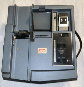 Bell-amp-Howell-Monitor-960-Slide-Viewer-Projector-Model-960-UNTESTED