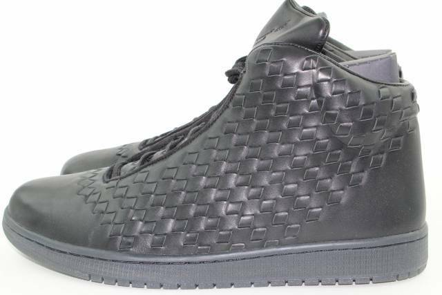 Jordan Shine Men Size 14.0 Black Basketball New Authentic Premium Rare