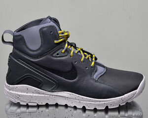 brand new 99faf 4a97f Image is loading Mens-Nike-Koth-Ultra-Mid-Cool-Grey-Dark-