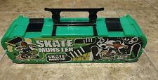 Tech Deck Skate Monster Carrying Case Green