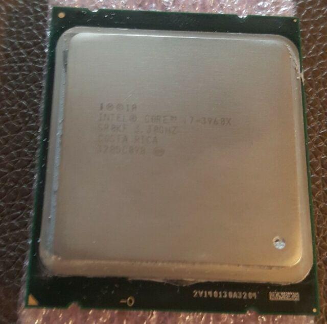 Intel Core i7-3960X 3.3GHz Six Core (CM8061907184018) Processor