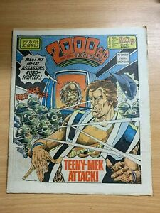2000AD-Prog-314-30-Avril-1983-GB-Grand-Papier-Bd-Judge-Dredd