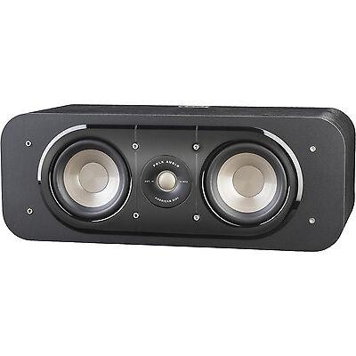 Polk Audio Signature Series S30 Center Channel Speaker 4 LED LCD TV SAVE!