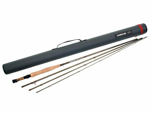 Guideline LPS AFTM #2 #4 9,6ft-10ft 4-section Fly rod NEW 2019