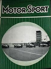 1959 GP DI MONACO JACK BRABHAM COOPER CLIMAX SILVERSTONE International Bialbero MG