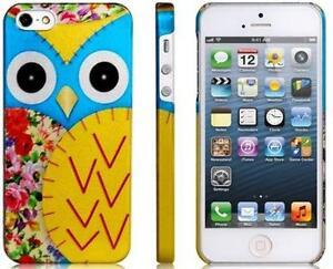 coque iphone 5 hibou