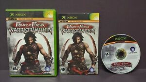 Prince of Persia Warrior -  Microsoft Xbox Original Complete 1 Owner Mint Disc
