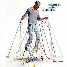L-039-Equilibre-de-Emmanuel-Moire-CD-etat-bon